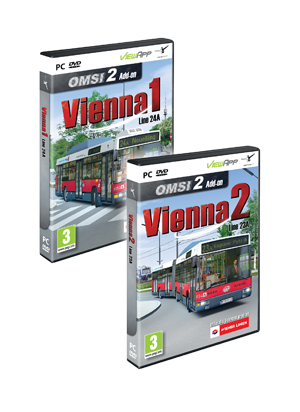 OMSI Wien Bundle