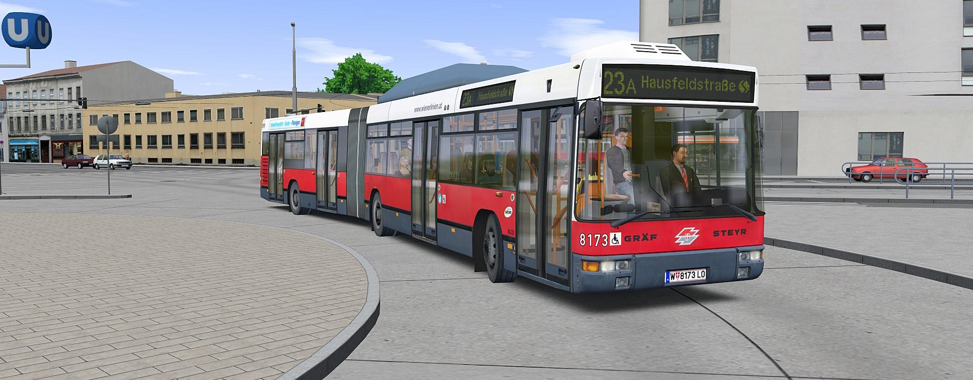 Bus Simulator | OMSI Vienna